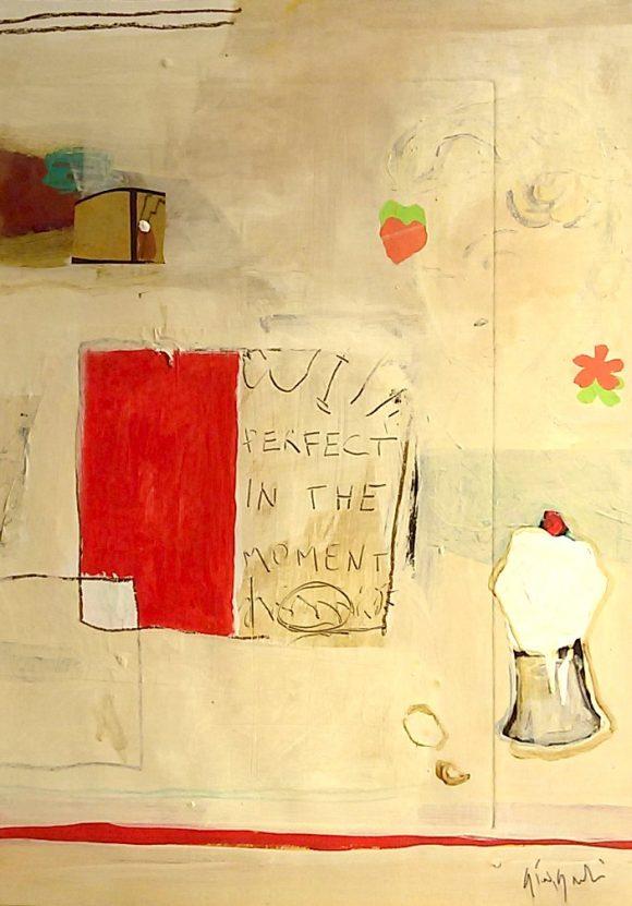 Giovagnoli Carta 50x70 coffè